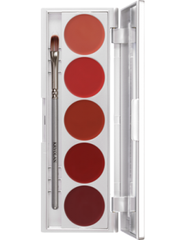 Lip Rouge Set 5 Farben - 10 g - Echo