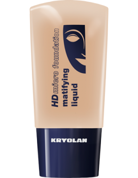 HD Micro Foundation Matifying Liquid - 30 ml - 420