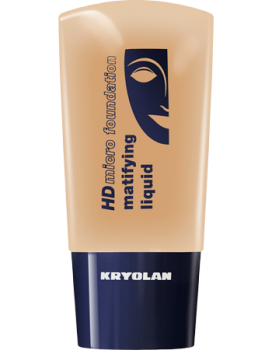 HD Micro Foundation Matifying Liquid - 30 ml - 535