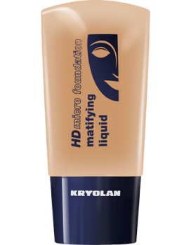 HD Micro Foundation Matifying Liquid - 30 ml - 545