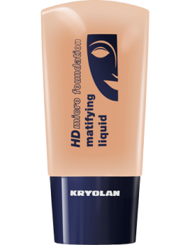 HD Micro Foundation Matifying Liquid - 30 ml - 560