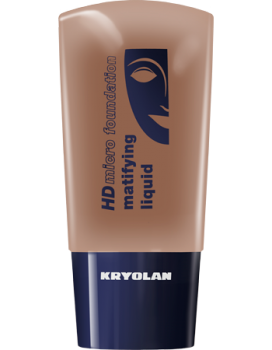 HD Micro Foundation Matifying Liquid - 30 ml - 820