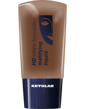 HD Micro Foundation Matifying Liquid - 30 ml - 840