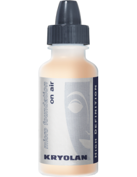 HD Micro Foundation on Air - 15 ml - 200