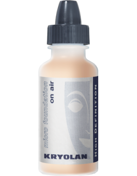 HD Micro Foundation on Air - 15 ml - 210