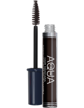 Aquacolor Hair Mascara - 11 ml - Black-Brown