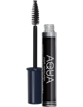 Aquacolor Hair Mascara - 11 ml - Black