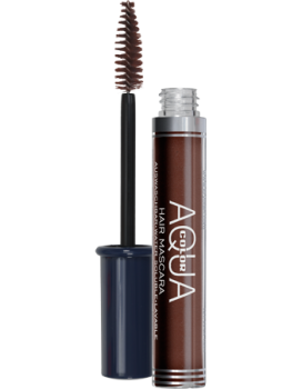 Aquacolor Hair Mascara - 11 ml - Brown