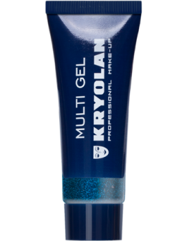Multi Gel Glitter - Blue