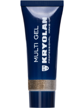 Multi Gel Glitter - Light Bronze