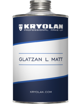 Glatzan matt - 500 ml
