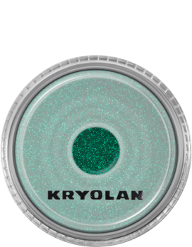 Polyester Glimmer - 4 g - Emerald Green