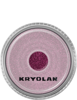 Polyester Glimmer - 4 g - Maroon