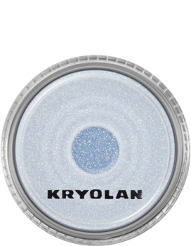 Polyester Glimmer - 4 g - Pastel Blue