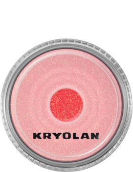 Polyester Glimmer - 4 g - Pastel Pink