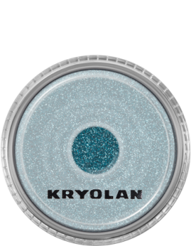 Polyester Glimmer - 4 g - Turquoise