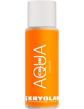 Aquacolor Liquid - Orange