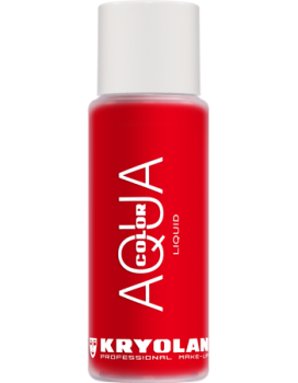 Aquacolor Liquid - Youth Red