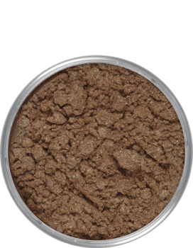 Body Make-up Powder Iridescent - 15 g - Gold BrownG