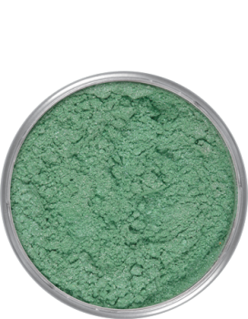 Body Make-up Powder Iridescent - 15 g - Green21G