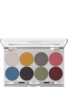 Eye Shadow Palette 8 Farben - 20 g - Iridescent