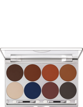 Eye Shadow Palette 8 Farben - 20 g - Shading