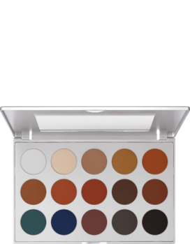 Eye Shadow Palette 15 Farben - 37,5 g - TN1