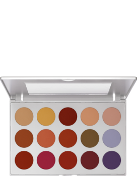 Eye Shadow Palette 15 Farben - 37,5 g - TN2