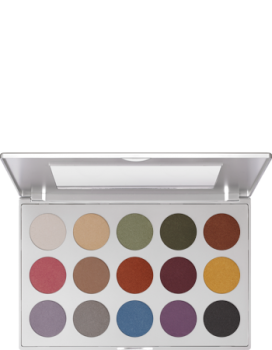 Eye Shadow Palette 15 Farben - 37,5 g - TN3