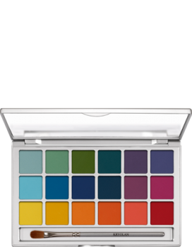 Eye Shadow Variety - 18 Farben - 20 g - V2