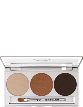 Eye Shadow Trio Set - Smokey Collection - 7,5 g - Beige