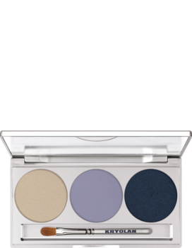 Eye Shadow Trio Set - Smokey Collection - 7,5 g - Blue