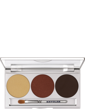Eye Shadow Trio Set - Smokey Collection - 7,5 g - Brown