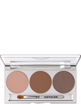 Eye Shadow Trio Set - Smokey Collection - 7,5 g - Caramel