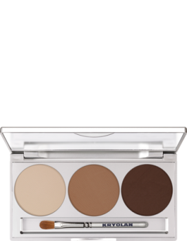 Eye Shadow Trio Set - Smokey Collection - 7,5 g - Nude