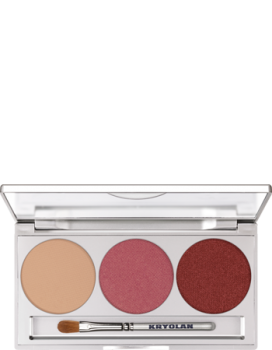 Eye Shadow Trio Set - Smokey Collection - 7,5 g - Rust