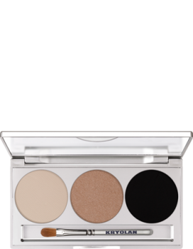 Eye Shadow Trio Set - Smokey Collection - 7,5 g - Sand