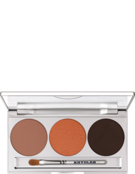 Eye Shadow Trio Set - Smokey Collection - 7,5 g - Terracotta
