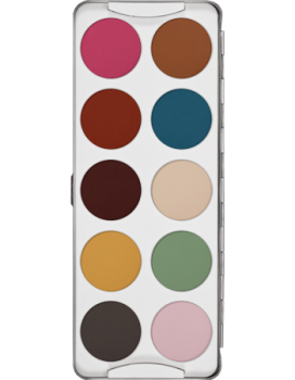 Eye Shadow Palette 10 Farben - 25 g - Classic