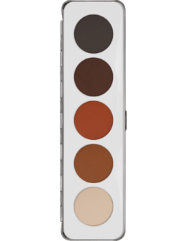 Eye Shadow Palette 5 Farben - 12,5 g - Shading