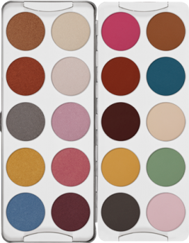Eye Shadow Palette 20 Farben - 50 g - CG