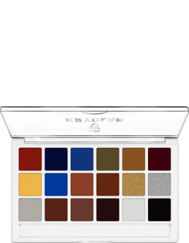 Body Illustration Make-up Color Palette 18 Farben - 16 g - FX