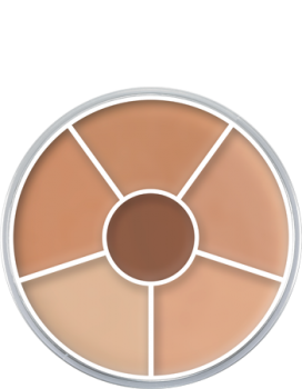 Ultra Foundation Color Circle - 40 g - UFC1