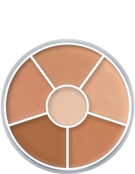 Ultra Foundation Color Circle - 40 g - UFC2