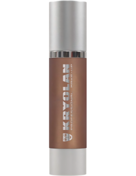 Shimmering Event Foundation - 50 ml - Amber