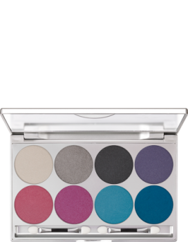 Viva Brilliant Color Palette - 8 Farben - 28 g - FR 1