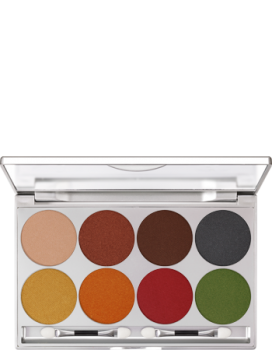 Viva Brilliant Color Palette - 8 Farben - 28 g - FR 2