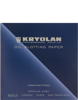 Oil Blotting Paper - 50 Blatt