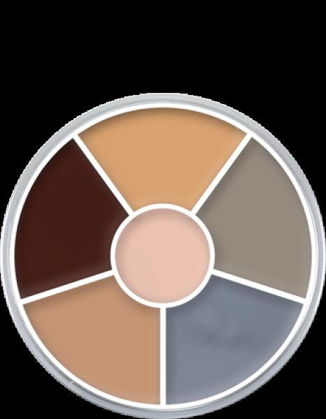 Cream Color Circle 30 g Corpose