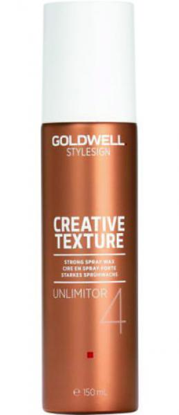 Goldwell UNLIMITOR 4 - strong spray wax, 150 ml